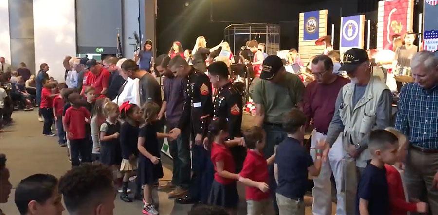 veterans day chapel lakewood-christian